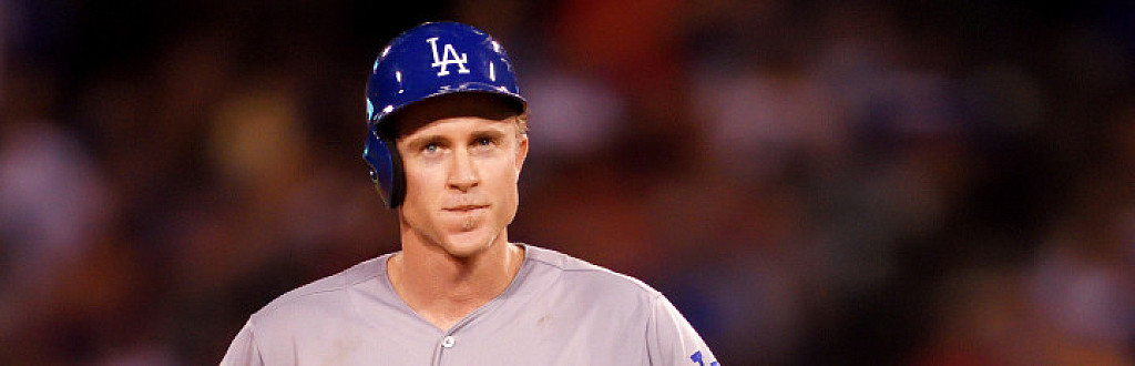 Revenge will have to wait: Chase Utley sits for Dodgers