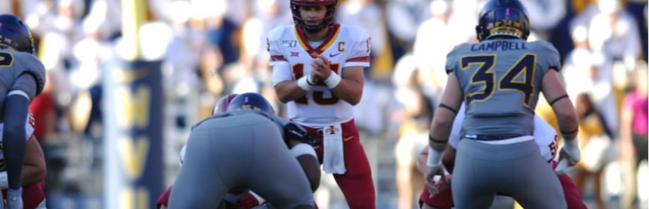 NCAAF Game Predictions: Louisiana vs. Iowa State